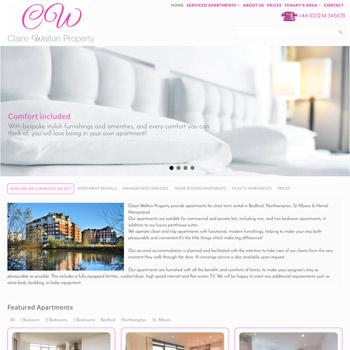 Letting Agent Web Site Designers