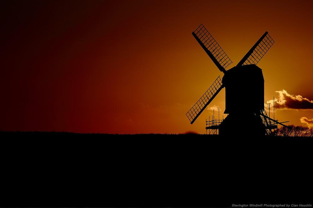 Stevington Windmill